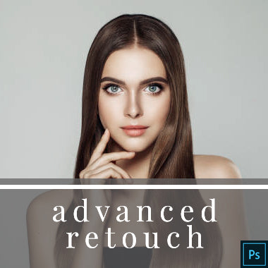 Advanced Retouch Photoshop Actions