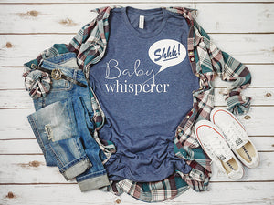 Baby Whisperer - Design for Cricut