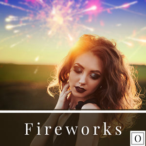 Firework Overlays and Helper Photoshop Actions