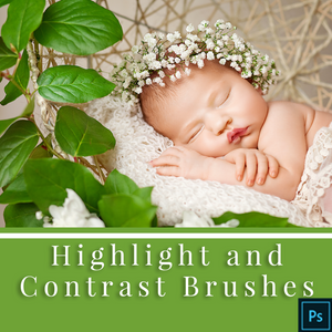 Highlight & Contrast Actions for Photoshop