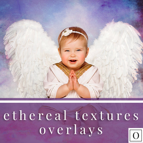 Ethereal Textures and Helper Photoshop Actions
