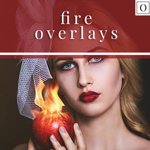 Fire Overlays & Photoshop Actions
