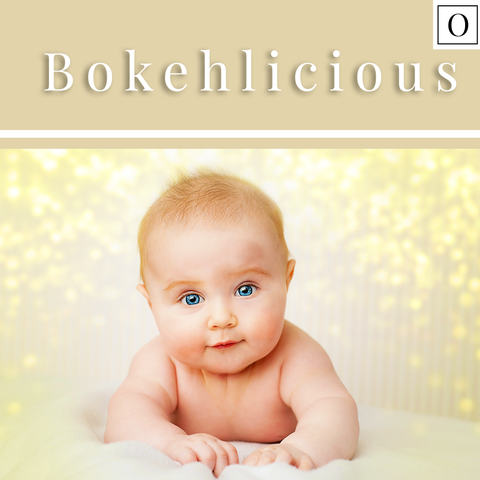 Bokehlicious Overlays and Helper Photoshop Actions