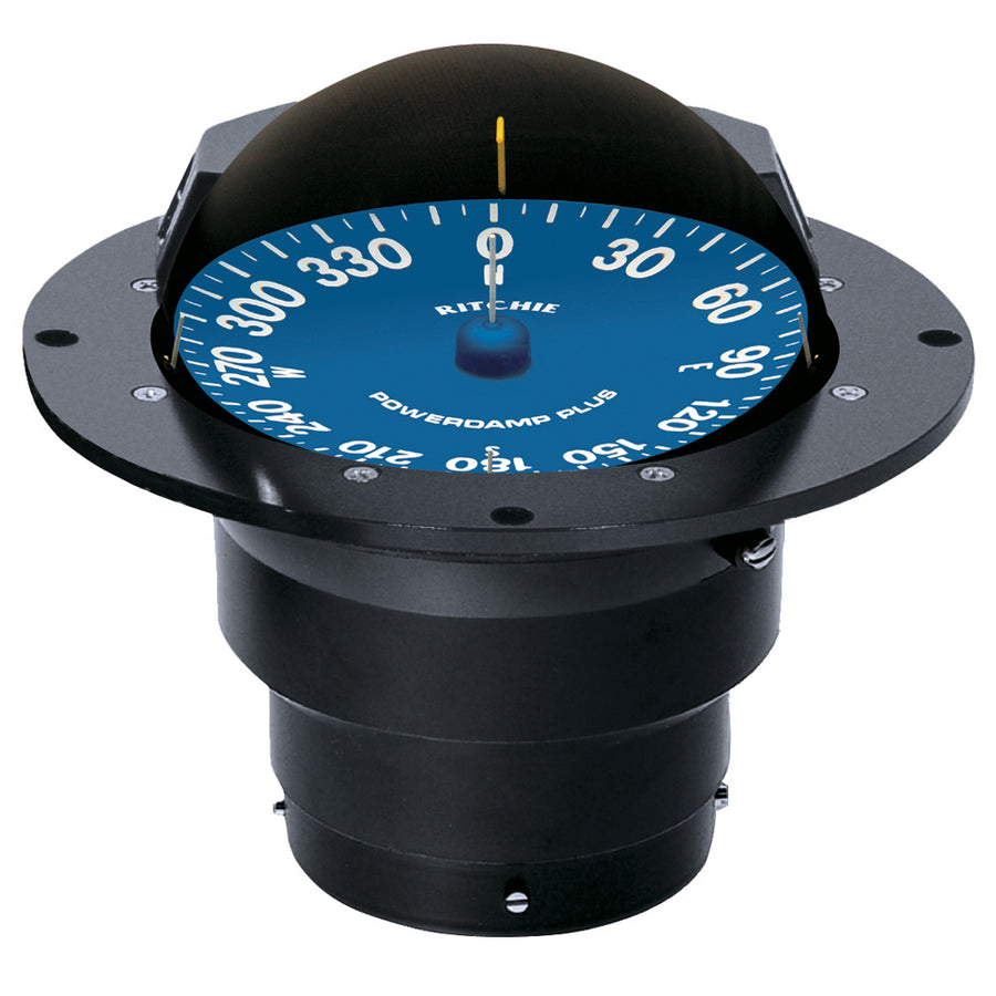 Ritchie SS-5000 SuperSport Compass - Flush Mount - Black [SS-5000]