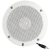 "Poly-Planar 5"" VHF Extension Speaker (Single) - Flush Mount - White [MA1000RW]"