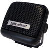 Poly-Planar VHF Extension Speaker - 8W Surface Mount - (Single) Black [MB21B]