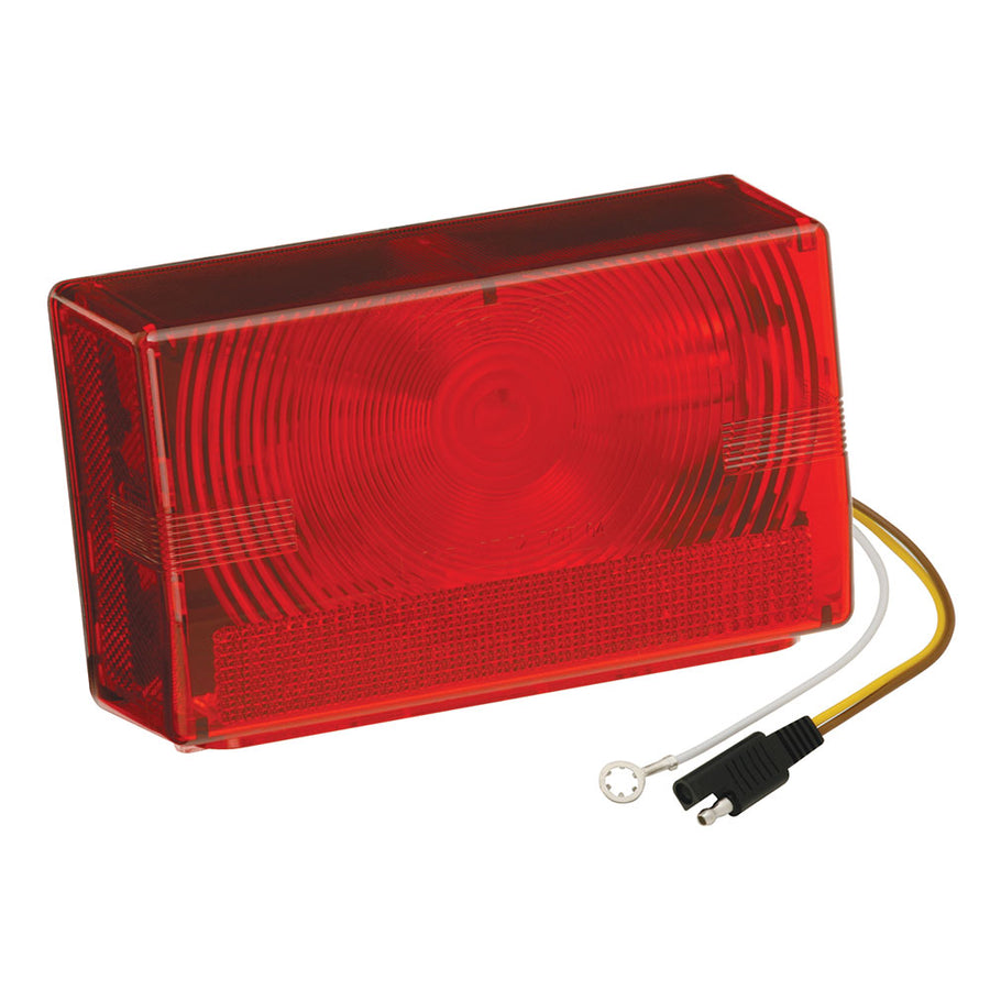 "Wesbar Submersible Over 80"" Taillight - Left-Roadside [403025]"