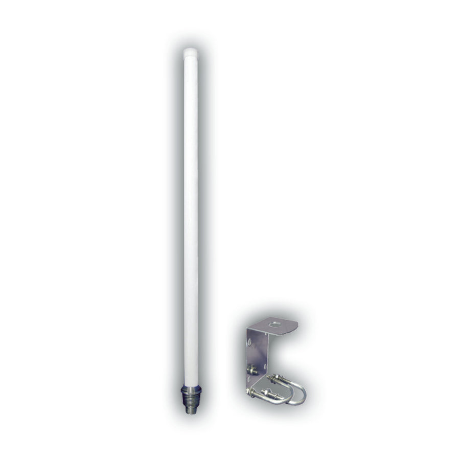 "Digital Antenna Cell 18"" 295-PW White Global Antenna - 9dB [295-PW]"