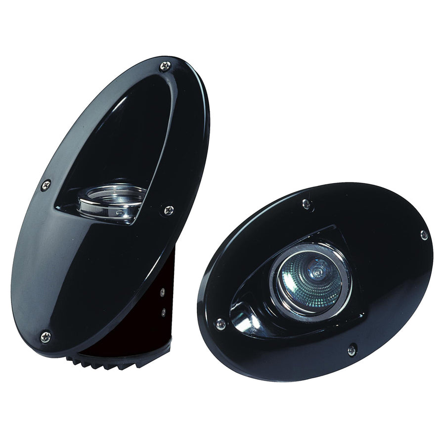 Innovative Lighting Docking, Hull, Back-Up Lights - Black [580-0000-7]