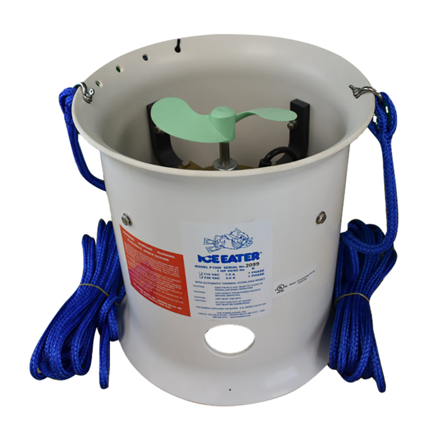 Ice Eater by Power House 1HP Ice Eater w/50' Cord - 115V [P1000-50-115V]