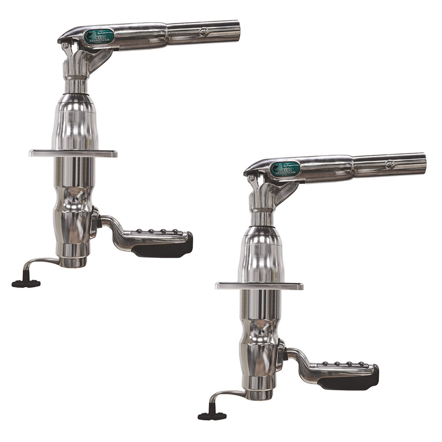 TACO Grand Slam 380 Outrigger Mounts w-Offset Handle [GS-380]
