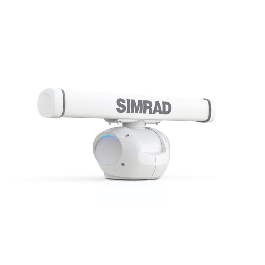 Simrad HALO-3 Pulse Compression Radar w-3' Antenna, RI-12 Interface Module & 20M Cable [000-11469-001]