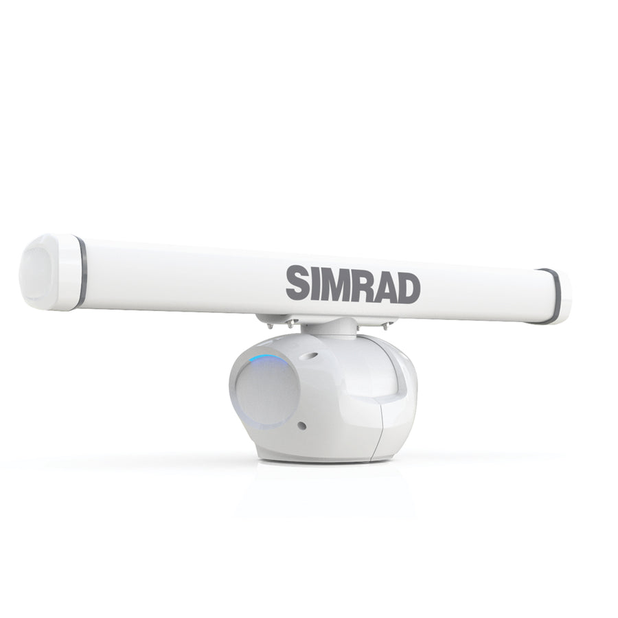 Simrad HALO-4 Pulse Compression Radar w-4' Antenna, RI-12 Interface Module & 20M Cable [000-11470-001]