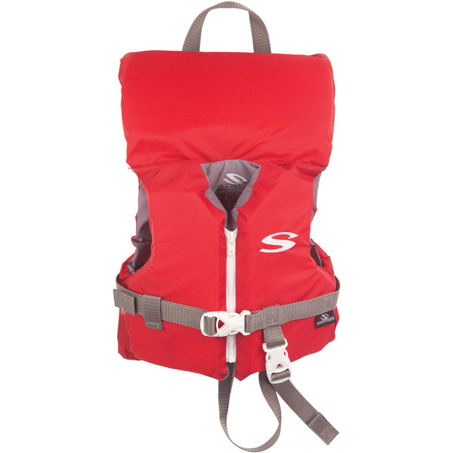 Stearns Classic Infant Life Vest - Up to 30lbs - Red [3000004468]