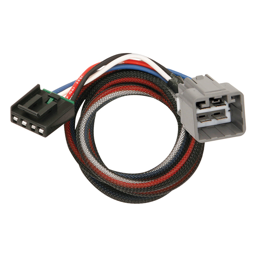 Tekonsha Brake Control Wiring Adapter - 2-Plugs - fits Jeep [3014-P]