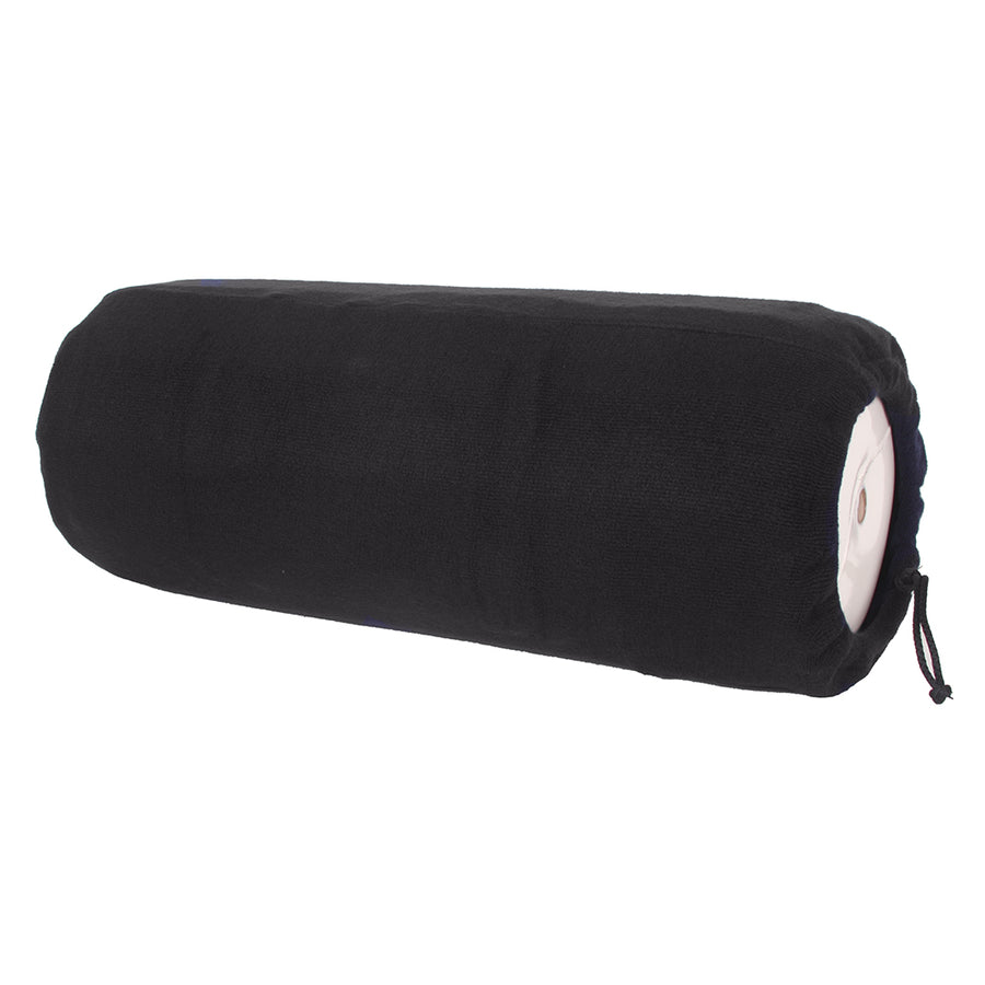 "Master Fender Covers HTM-2 - 8"" x 24"" - Double Layer - Black [MFC-2BD]"