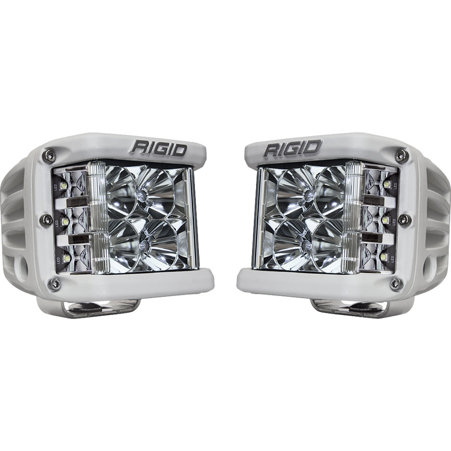 RIGID Industries D-SS PRO Flood LED Surface Mount - Pair - White [862113]