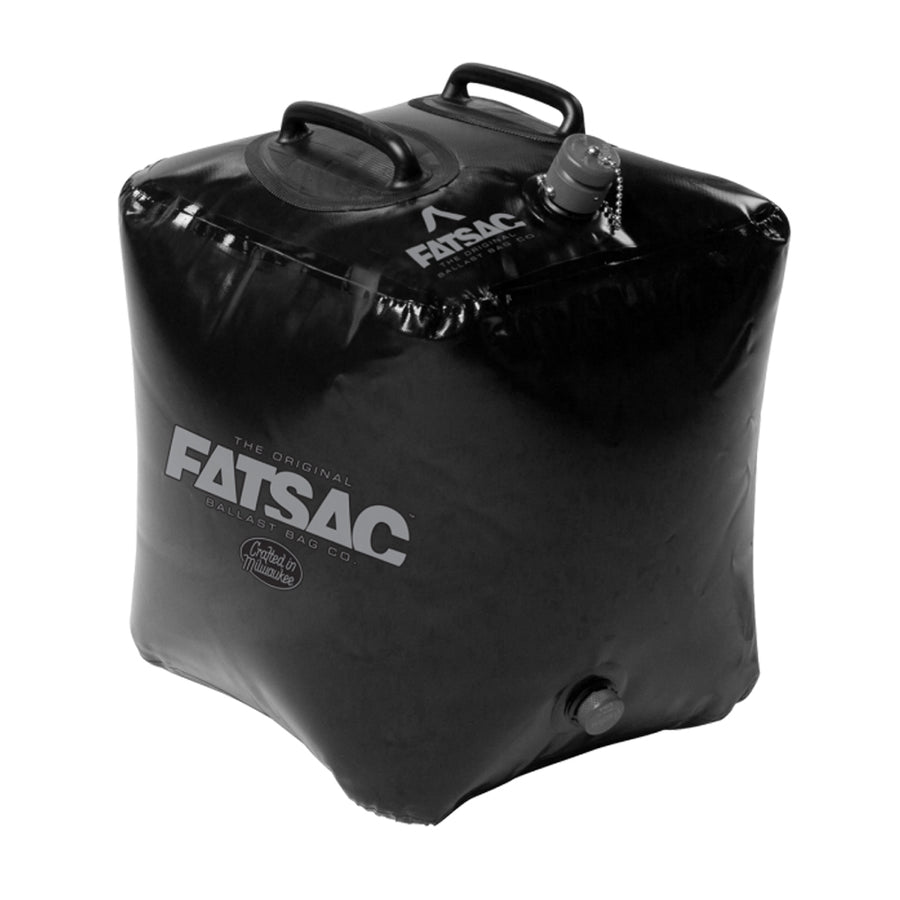 FATSAC Brick Fat Sac Ballast Bag - 155lbs - Black [W702-BLACK]