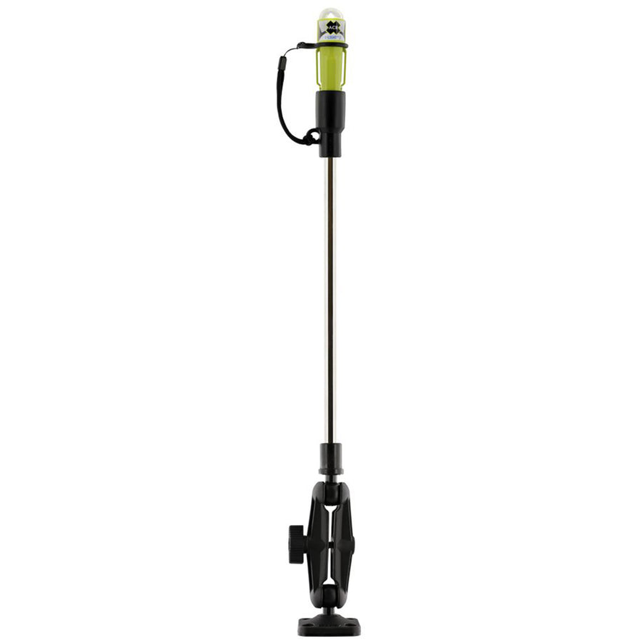 Scotty 838 LED Sea-Light w/Fold Down Pole  Ball Mount [0838]