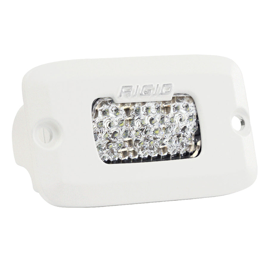 RIGID Industries SR-M Series Pro Diffused White Flush Mount [962513]