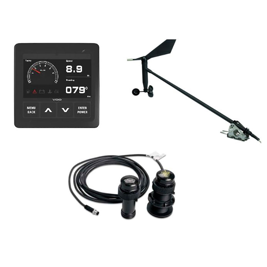 VDO Marine Navigation Kit f-Sailboats [A2C1352150002]
