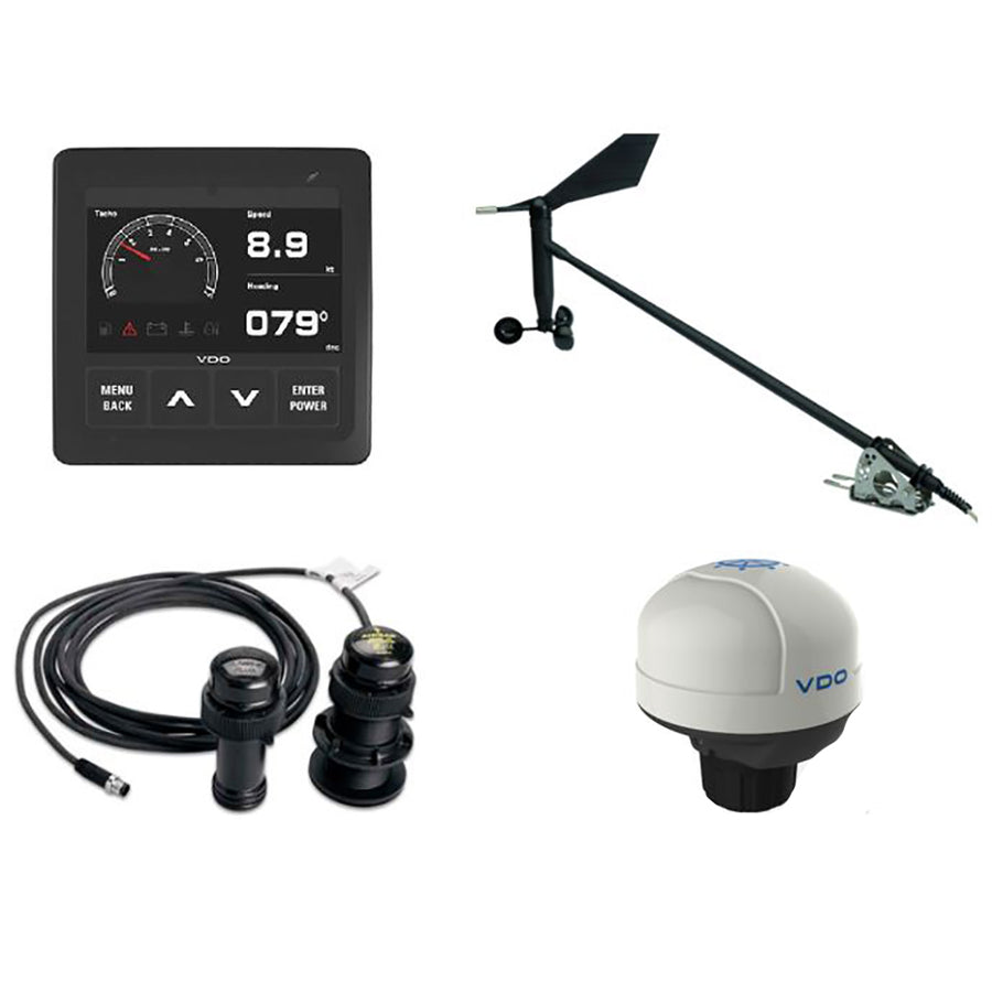 VDO Marine Navigation Kit Plus f-Sailboats [A2C1352150003]