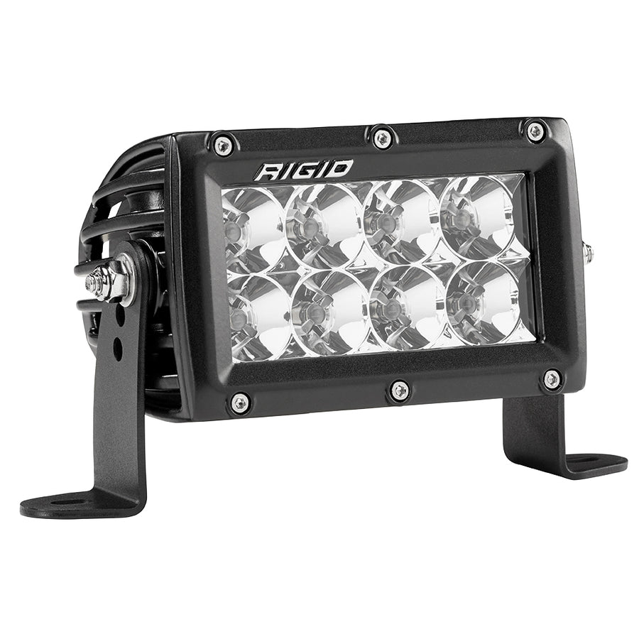 "RIGID Industries E-Series PRO 4"" Flood - Black [104113]"