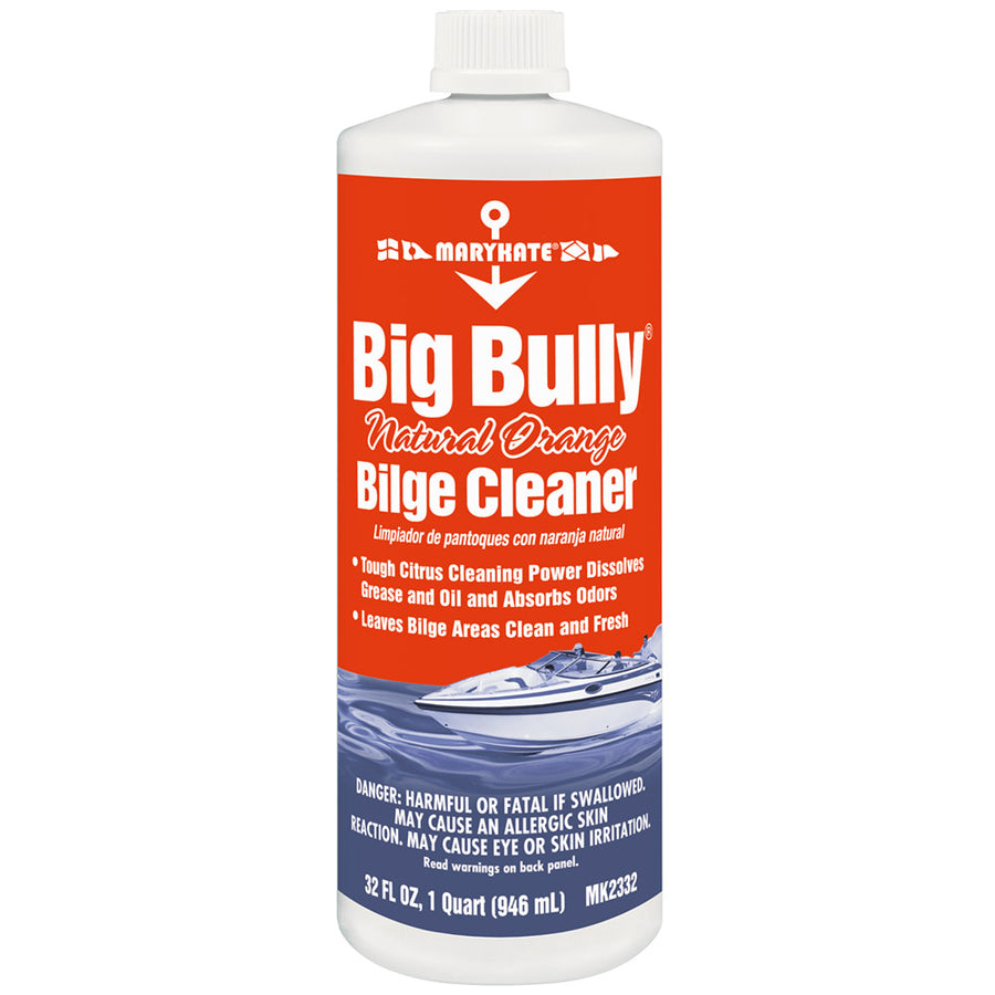 MARYKATE Big Bully Natural Orange Bilge Cleaner - 32oz - #MK2332 *Case of 12 [1007579]