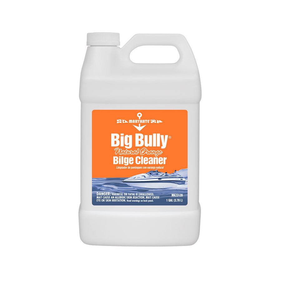 MARYKATE Big Bully Natural Orange Bilge Cleaner - 1 Gallon - #MK23128 *Case of 4 [1007577]