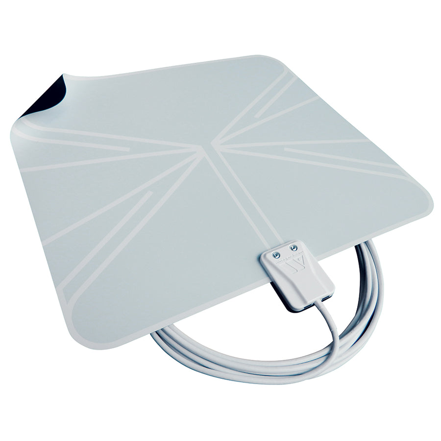 Winegard WAVU-R1 Marine Amplified Portable Indoor HDTV Antenna [WV-00R1]