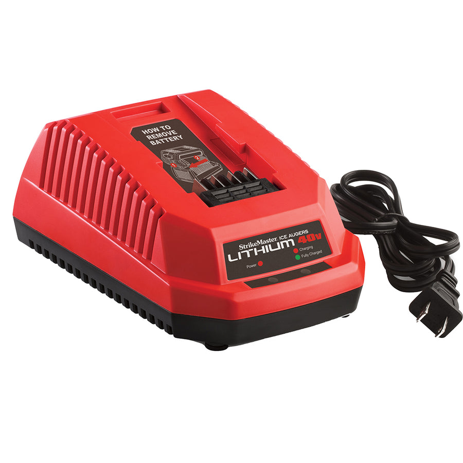 StrikeMaster Lithium 40V Battery Charging Base [LFV-CB]