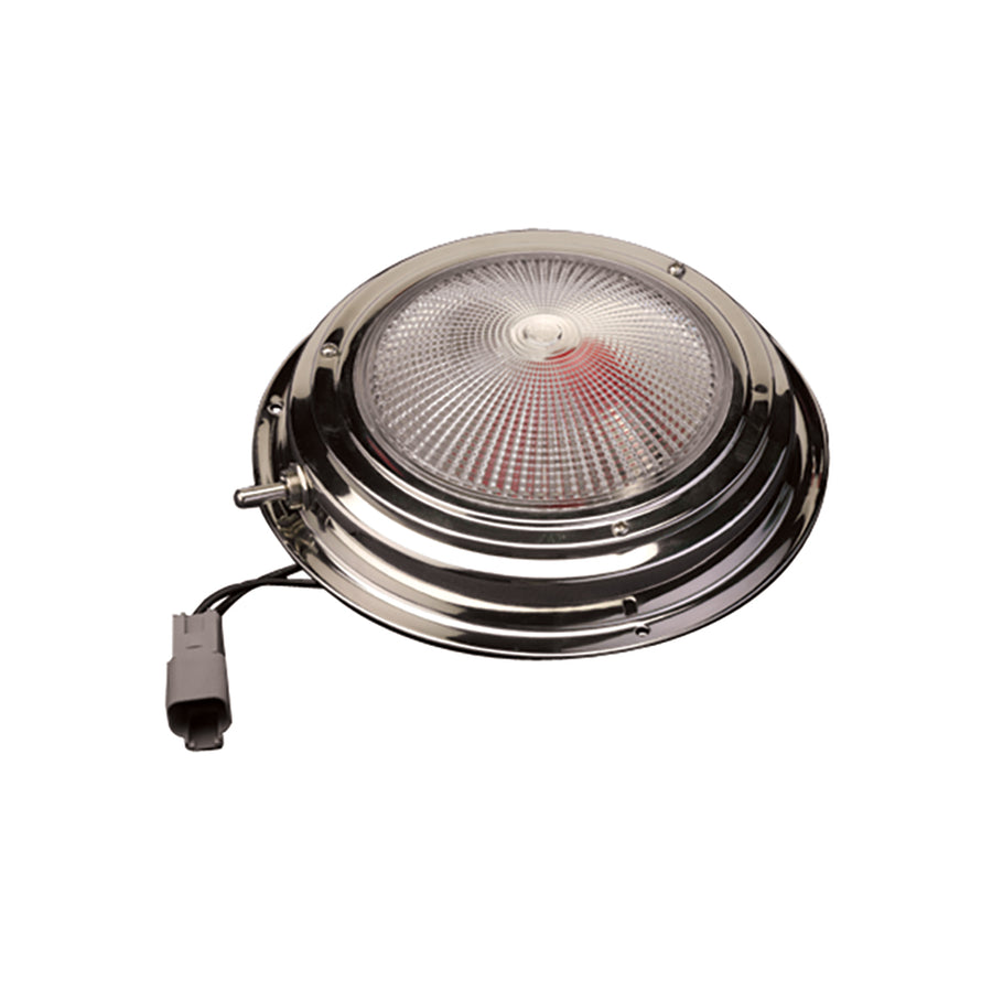 "Sea-Dog Stainless Steel Day-Night Light - 5"" Lens [400350-1]"