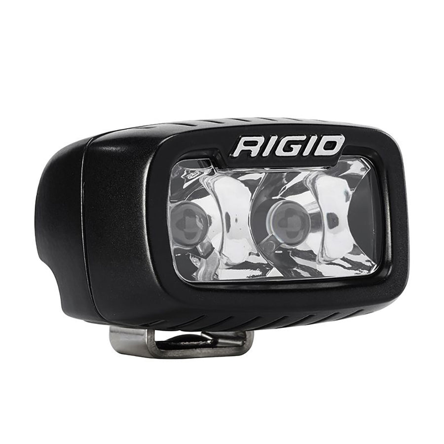 RIGID Industries SR-M Series Pro Spot Surface Mount - Black [902213]