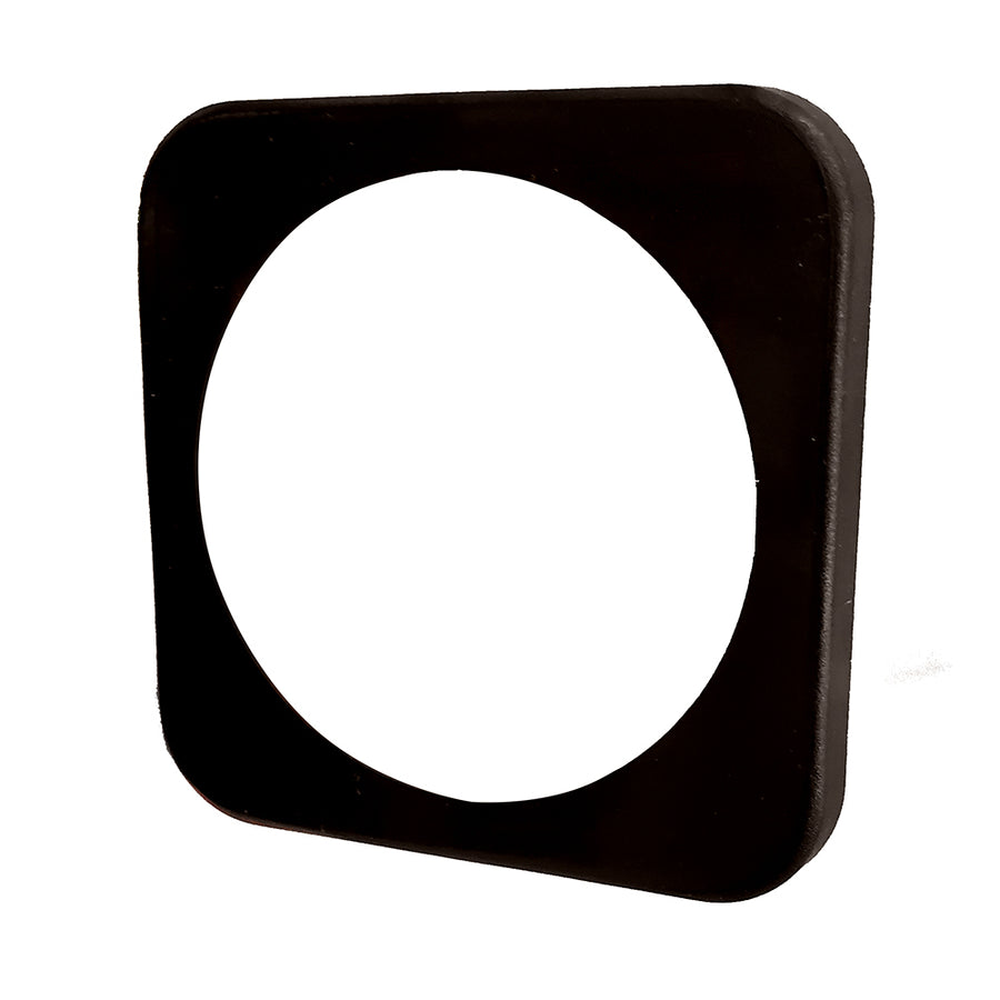 VDO 52mm Square Bezel f-Viewline Gauges - Black [850-500]