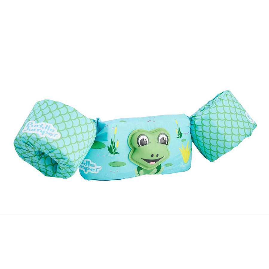 Puddle Jumper Kids Life Jacket - 3D Frog - 30-50lbs [3000005708]
