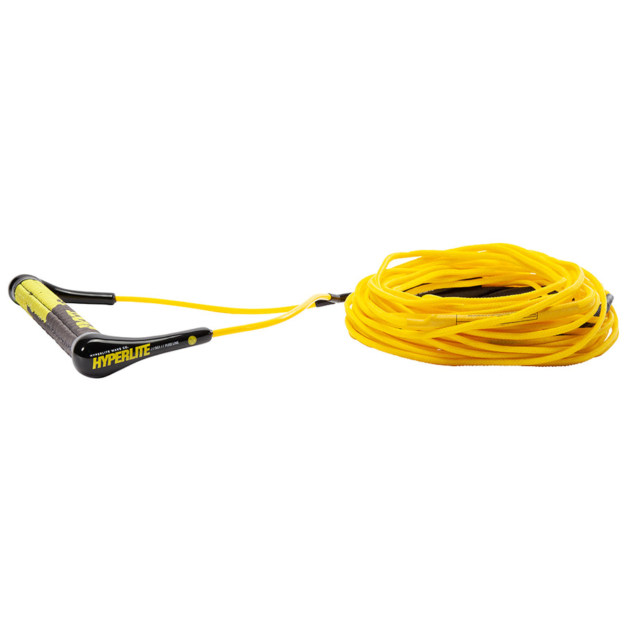 Hyperlite SG Handle w-Fuse Line - Yellow w-70 Fuse Line w-3-5 Sections [20700026]