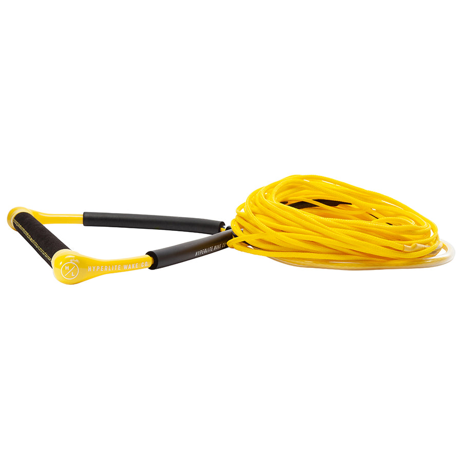 Hyperlite CG Handle w-Fuse Line - Yellow w-70 Fuse Line w-3-5 Sections [20700030]