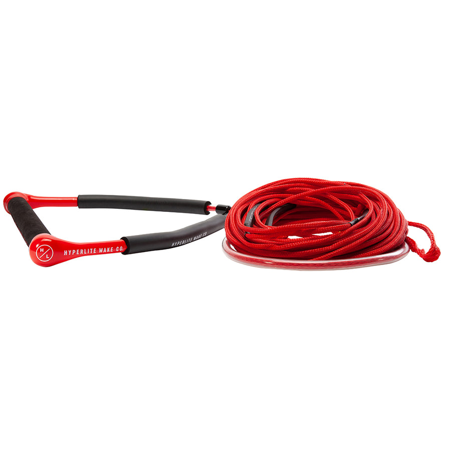 Hyperlite CG Handle w-Fuse Line - Red w-70 Fuse Line w-3-5 Sections [20700033]