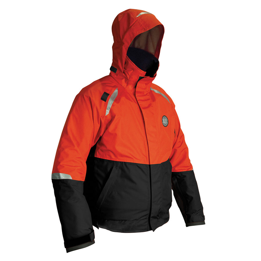 Mustang Catalyst Flotation Jacket - Large - Orange-Black [MJ5246-L-33]