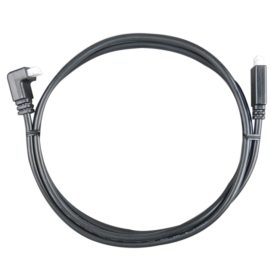 Victron VE. Direct - 0.9M Cable (1 Side Right Angle Connector) [ASS030531209]