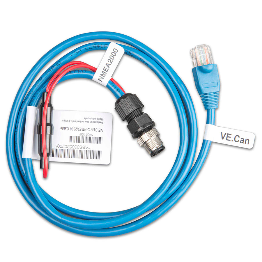 Victron VE. Can to NMEA 2000 Micro-C Male Cable [ASS030520200]