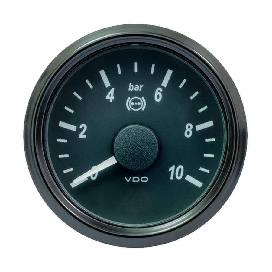 "VDO SingleViu 52mm (2-1/16"") Brake Pressure Gauge - 10 Bar - 0-5V [A2C1800340030]"