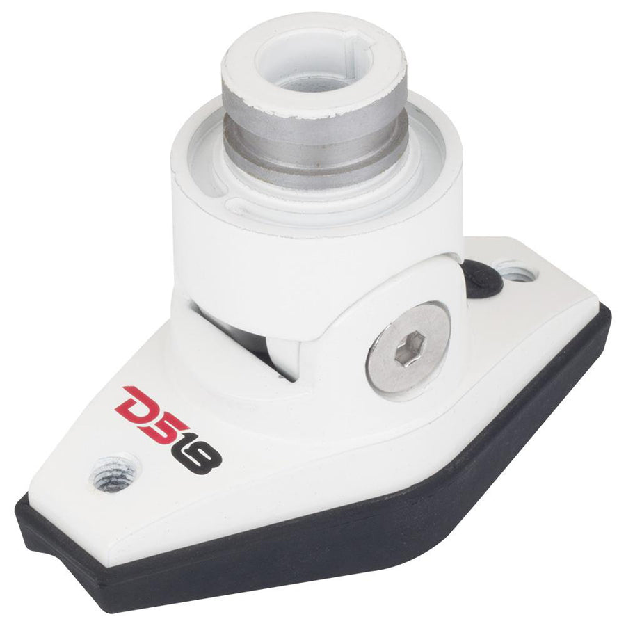 DS18 HYDRO Tube Mounting Bracket V2 - White [TMBRX/WH]