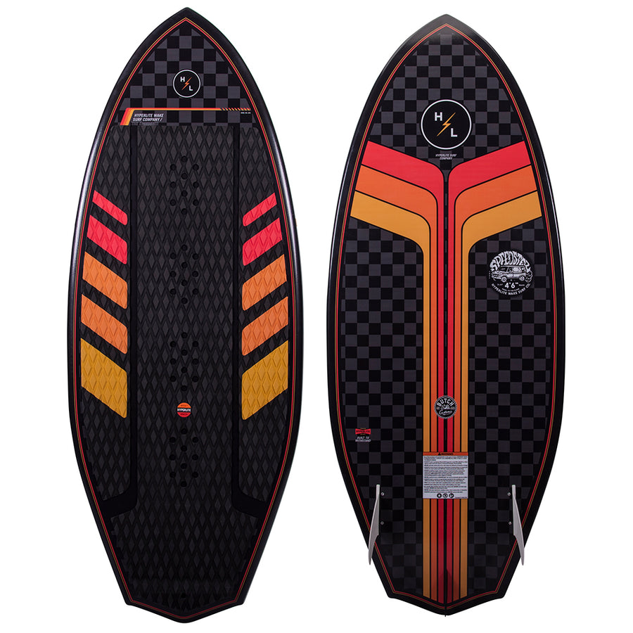 Hyperlite 4.6 Wakesurf Board - 2021 Edition [21377140]