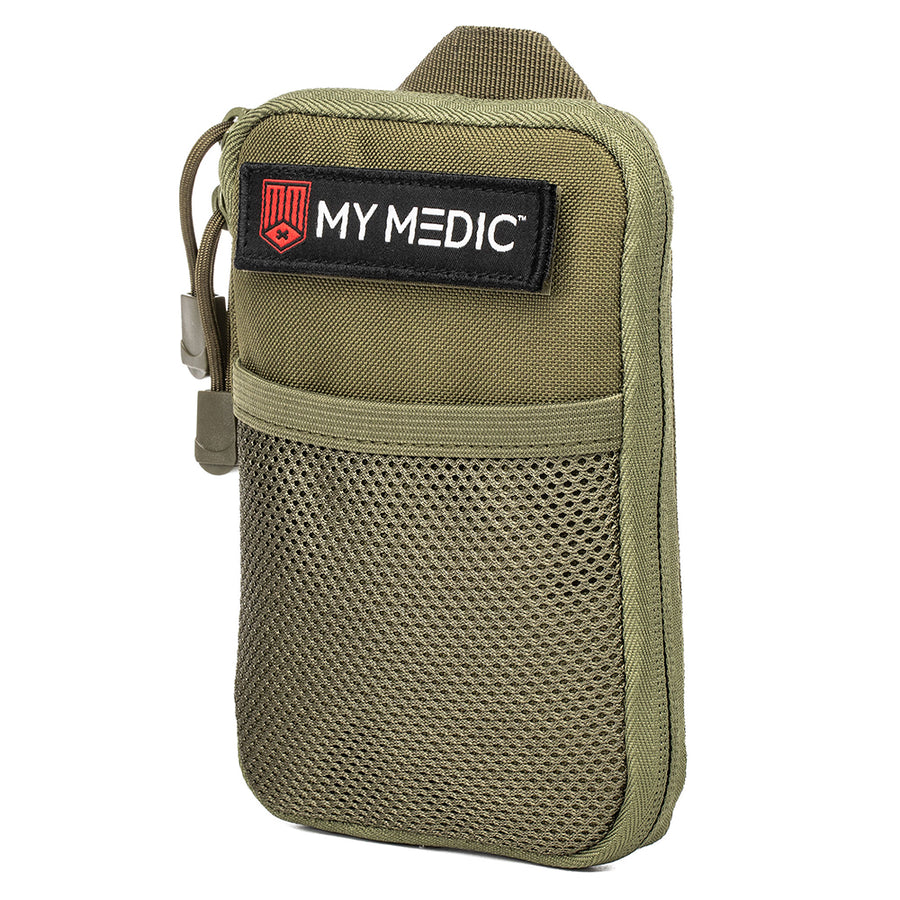 MyMedic Stitch Kit - Green [MM-KIT-S-SM-GRN]