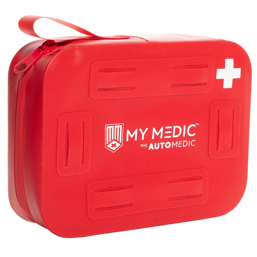 MyMedic Auto Medic Stormproof First Aid Kit - Red [MM-KIT-SPL-AUTO-STRM-PRF-RED]