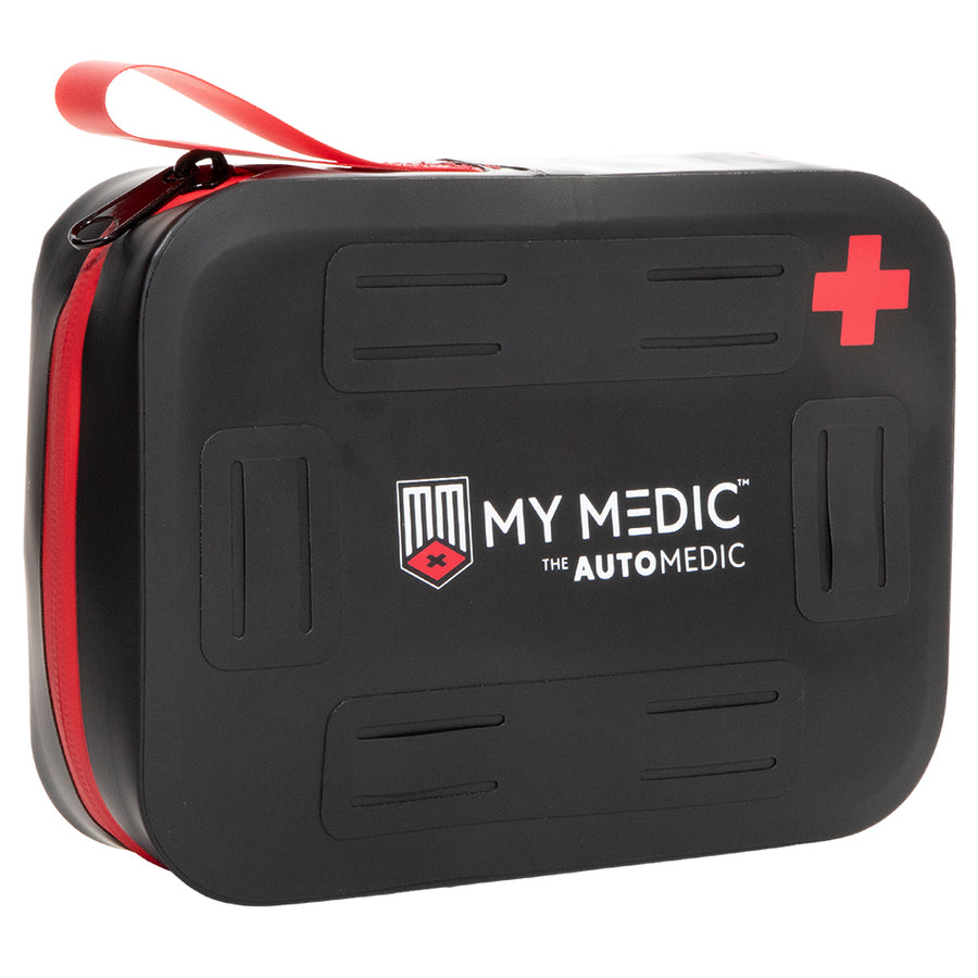 MyMedic Auto Medic Stormproof First Aid Kit - Black [MM-KIT-SPL-AUTO-STRM-PRF-BLK]