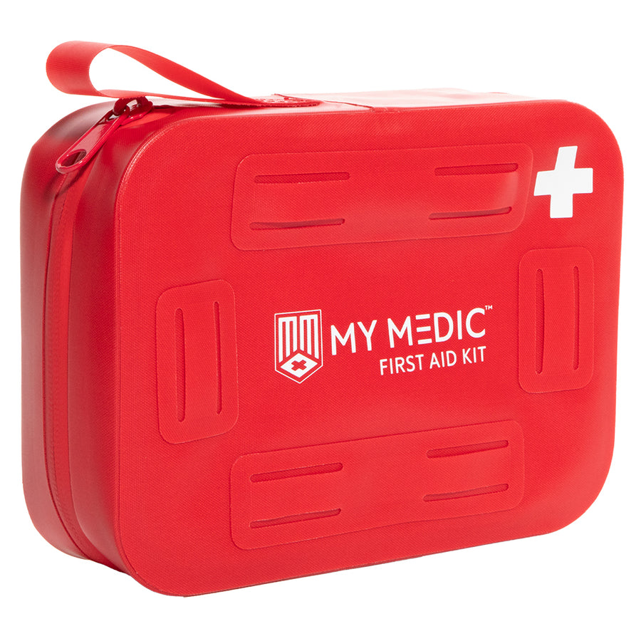 MyMedic Stormproof Universal First Aid Kit - Red [MM-KIT-SPL-UNI-STRM-PRF-RED]
