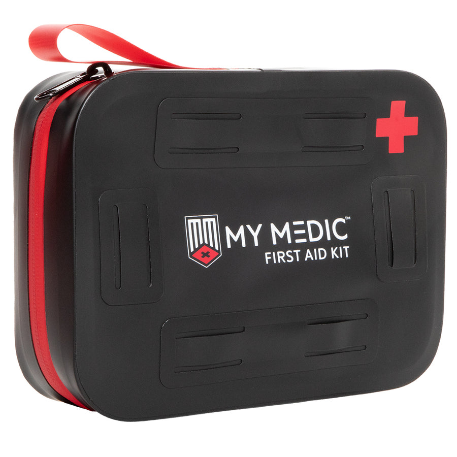MyMedic Stormproof Universal First Aid Kit - Black [MM-KIT-SPL-UNI-STRM-PRF-BLK]