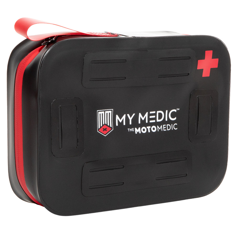 MyMedic Moto Medic Stormproof First Aid Kit - Black [MM-KIT-SPL-MOTO-STRM-PRF-BLK]